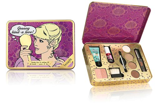 Benefit Cosmetics  Holiday Collection 2013 Glamourous Gifts Wrapped Up In Love #trangdiem #mypham #lamdep #beautyblogger #sanphamtrangdiem