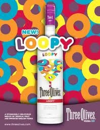 Fruit loop vodka? Yes please.