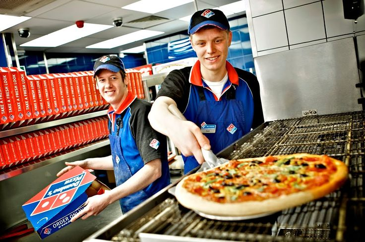 Domino's Pizza in Pigeon Forge, TN. They're all over the country because of reliably great taste at amazing prices!