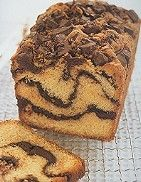 Chocolate Ripple Teabread Recipe http://www.mychocolaterecipe.com/chocolate-ripple-teabread-recipe/