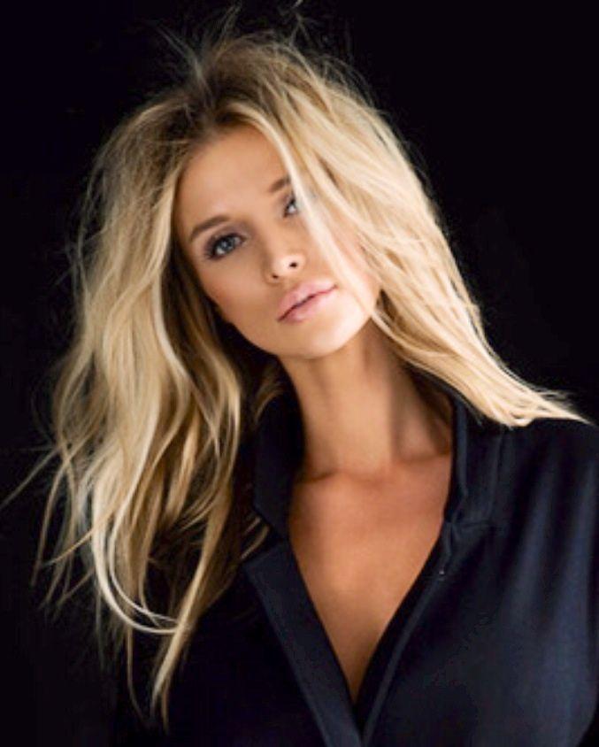 Nuances de blond : Long Hair…