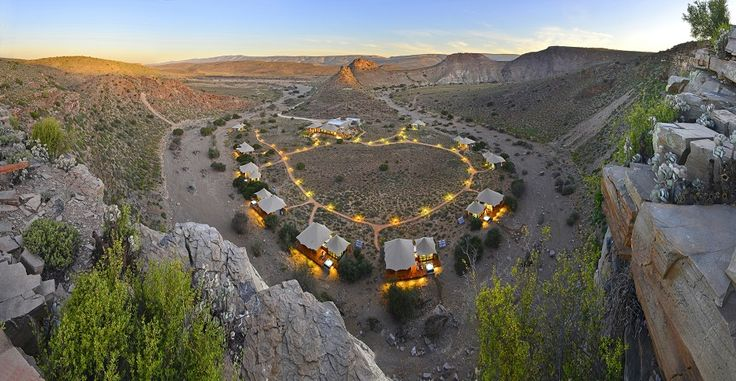 Dwyka Tented Lodge, Sanbona Wildlife Reserve