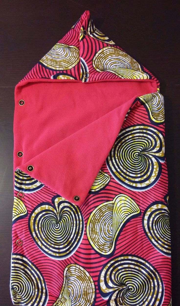 Nid d'Ange Naissance Wax Africain 2 : Mode Bébé par tidi-wax