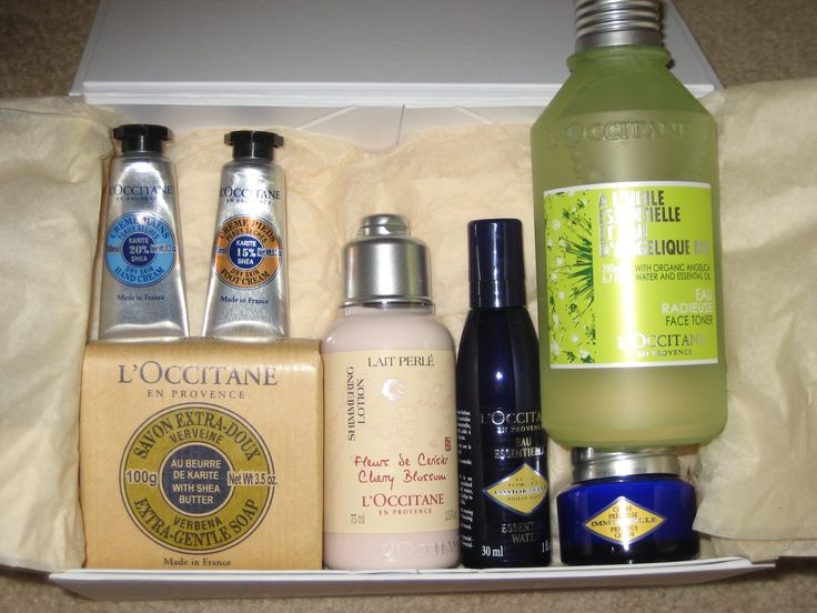 Win a $100 Dollar L'Occitane Gift Package http://www.stokescontests.com/contests/?id=50&inv=8576df04