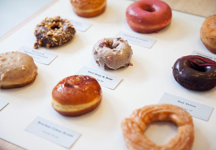 Doughnuts! Open Mon - Fri
