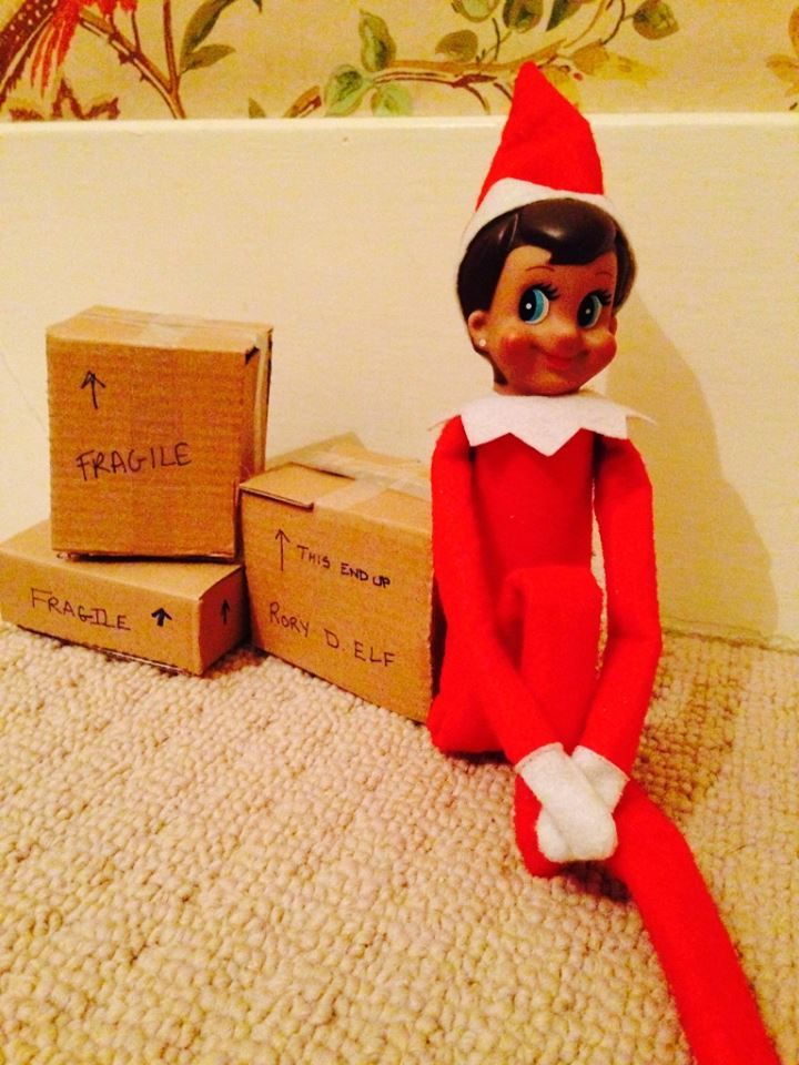 17 best images about elf on the shelf on pinterest elf for Elf on the shelf chocolate kiss