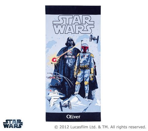Star Wars Beach Towel Pottery Barn Kids For Summer