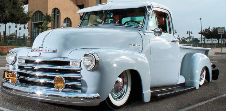 1953 Chevy Pickup lowrider