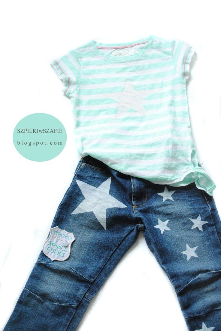 minty t-shirt and jeans shopnumerouno.blogspot.com szpilkiwszafie.blogspot.com