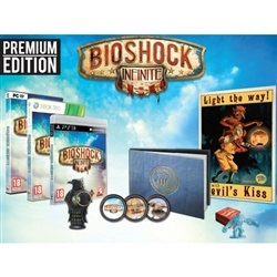 Bioshock Infinite Premium Edition PS3/360 is back in stock.  $84.98 delivered.