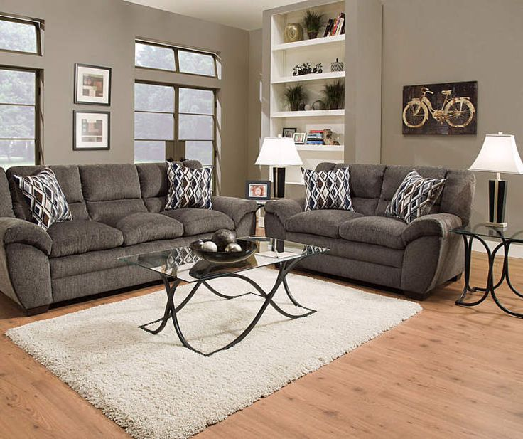 Simmons Worthington Living Room Collection at Big Lots. Furniture ... - 21 Best Images About Living Room On Pinterest Wooden Walls