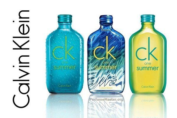 Calvin Klein CK One Summer 2015 Fragrance
