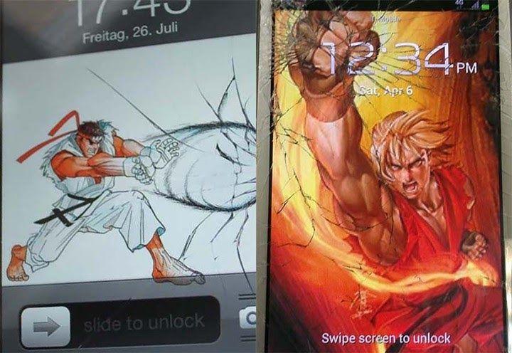 Menakjubkan 27 Foto Wallpaper Layar Retak Di 2020 Dengan Gambar Iron Man Google Play Aplikasi Android