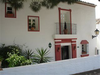 Holiday townhouse for rent in Mijas Pueblo - Mijas Pueblo vacation townhouse | 16116
