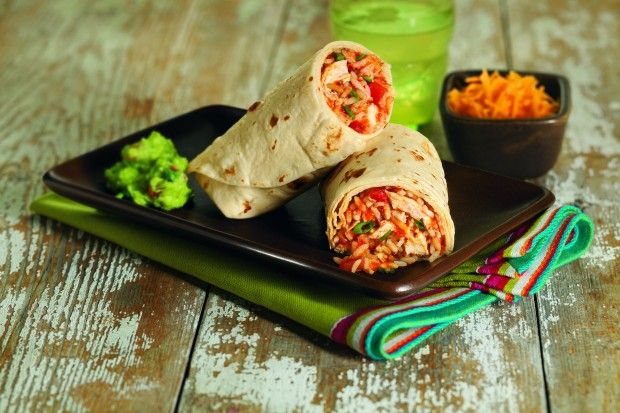 Disclaimer: This post is contributed by my blog sponsor Mission Foods These burritos from blog sponsor Mission Foods are a great change up from your usual repertoire of rice dishes. INGREDIENTS (Makes 8) 8 Mission® Burrito Tortillas or High-Fiber Tortillas 2 1/2 cups cooked Chicken, shredded 3/4 cups Long Grain White Rice 30g Taco Seasoning […]