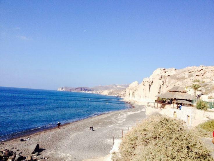 Eros white beach