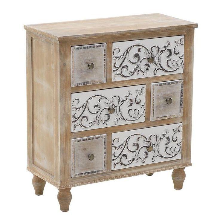 Дървен шкаф Valencia Beige / #обзавеждане #мебели #furnituredesign