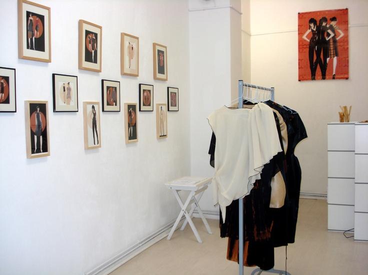 galerie für junge künstler- + designerInnen berlin, exposition kalypso 2010