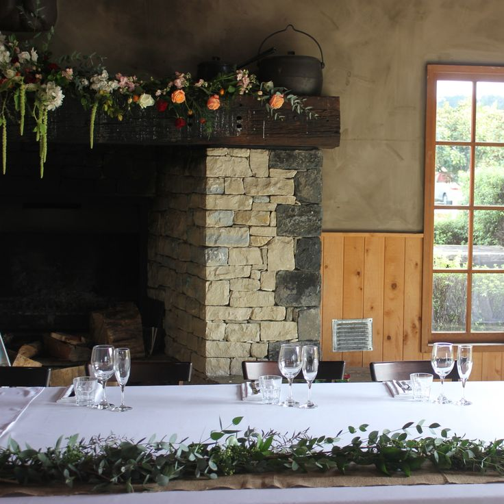 Dion and Ramina had the most detailed and beautiful wedding with deep moody hues of blood red and burnt orange contrasted against sweet peaches and whites. They put so much effort into making every single detail of this wedding beautiful, luckily for us that included Print and Petals flowers   wedding party table
