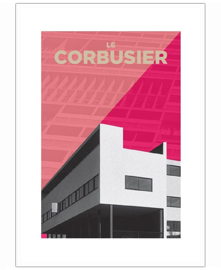 Best Le Corbusier Images On Pinterest Architecture