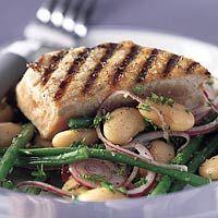 Recept - Bonensalade met tonijn - Allerhande