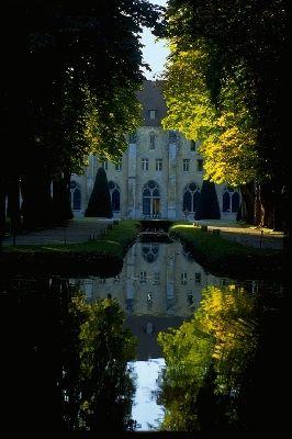 Abbaye royale de Royaumont - Asnières-sur-Oise -