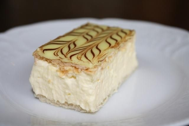 #frabloggerne - lagre de siste oppskriftene fra de beste norske matbloggerne i din kokebok: krem - Napoleonskake