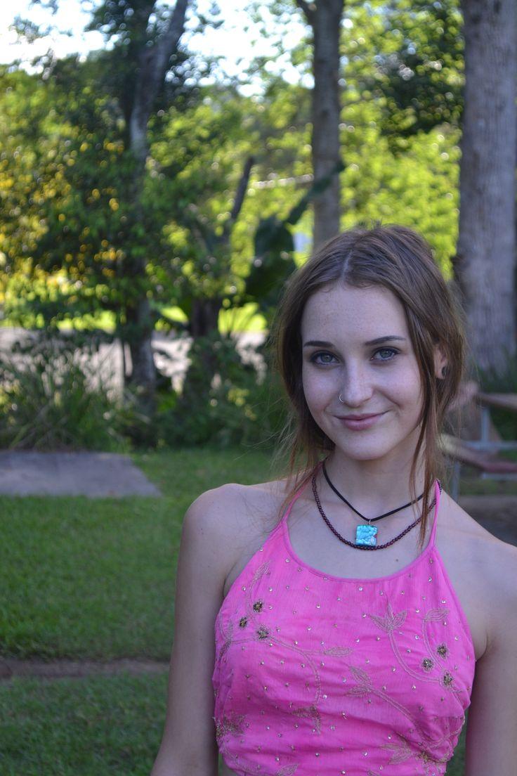 nikonD3100, auto, portrait shot, handheld, outdoors, vertical frame. my sister:)