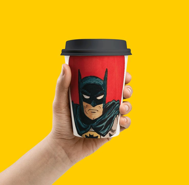 Illustrated Coffee Cups - https://www.designideas.pics/illustrated-coffee-cups/