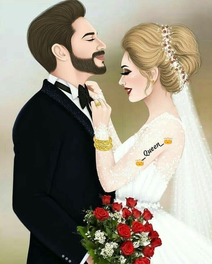 Pin De Yusiyusi Em Awѕmmm Syrℓyeѕ Rzzz Casamento Desenho Desenho De Casal Noivos Png
