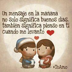 Buenos días mi amor !! @AntonioGR15