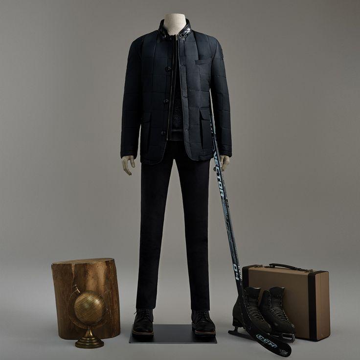 Siyahın gücü... #fullblack #outfit #menswear #fashion #cacharel #traveler #style #newyork