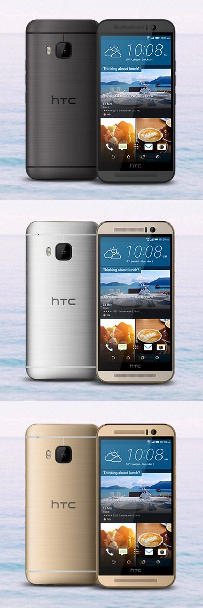 The new #HTCOneM9 at a glance! You can read more about HTC's flagship on ► www.tnw.to/mwc2015