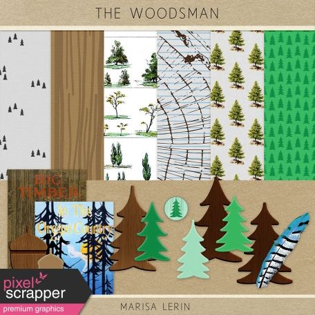The Woodsman Mini Kit