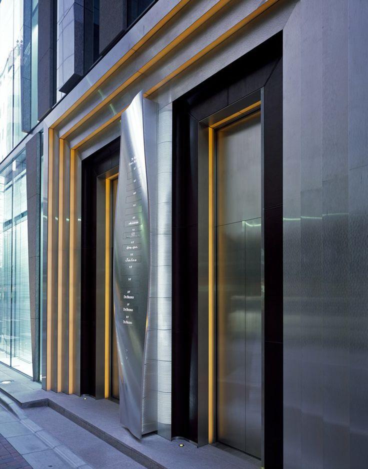 De Beers Ginza Building, Chuo, 2008
