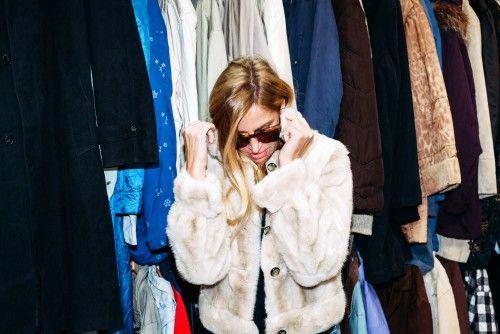Φθηνά μεταχειρισμένα vintage ρούχα
