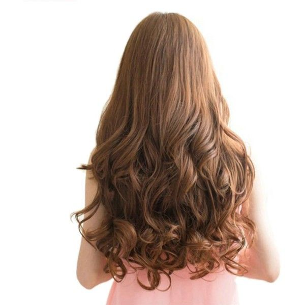 Hairstyle Straight Top Curly Bottom Hair