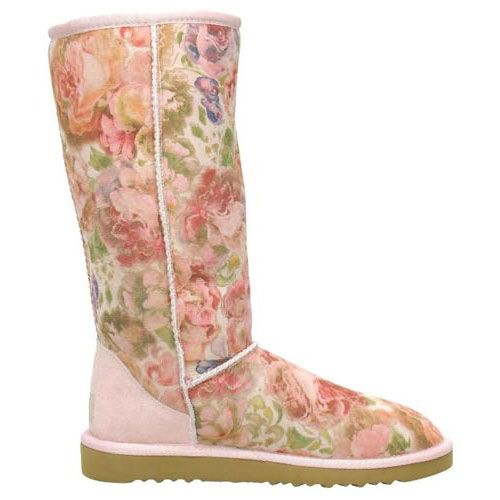 UGG Classic Tall 5815 Boots Romantic Flower