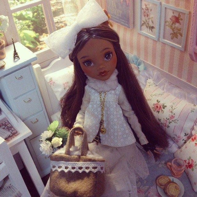 Zuri :3 #ooak #doll #monsterhigh   Flickr - Photo Sharing!