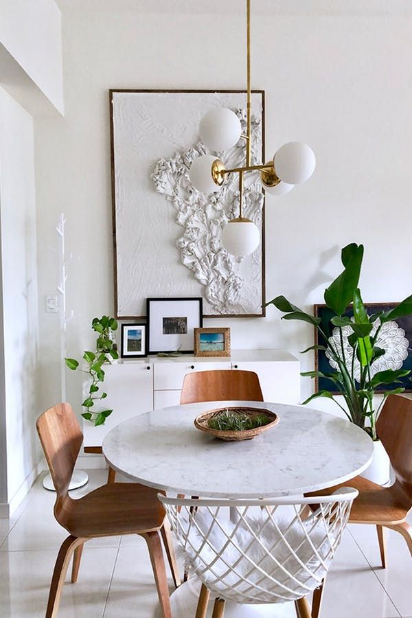 Genevieve Gorder S 8 Best Tricks For Small Space Decorating Decorating Small Spaces Dining Room Decor Dining Room Design