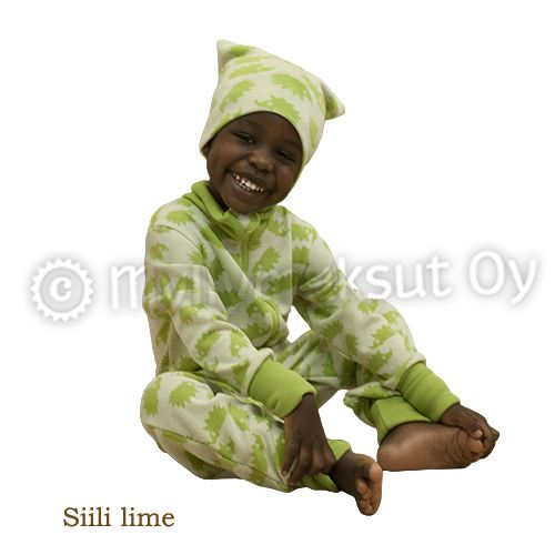 Coverall, merino wool - Children's clothing - Merino wool clothes - Myllymuksut