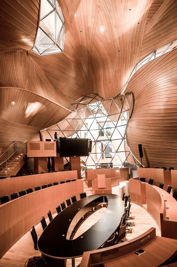 Dz Bank In 2020 Gehry Architecture Architecture Building Design Architecture