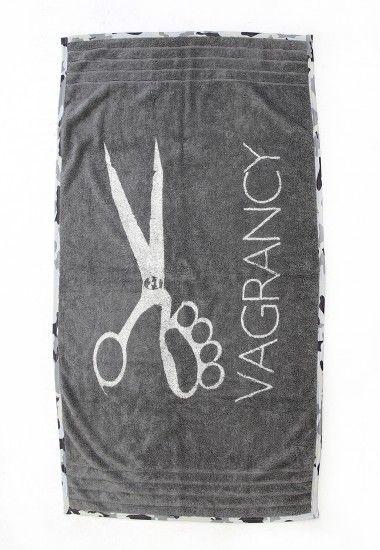 gray beach towel #beachtowel #vagrancy #towel