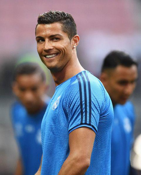 Cristiano Ronaldo Photos - Previews - UEFA Champions League Final - Zimbio