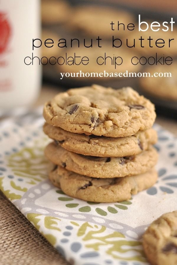 Peanut Butter & Jelly Chocolate Chip Cookies!! Follow this recipe but substitute some Chocolate covered Acai Berries instead of all the chocolate chips. SOOOO GOOD (I, Me, Ann thought of adding them ^_^ )