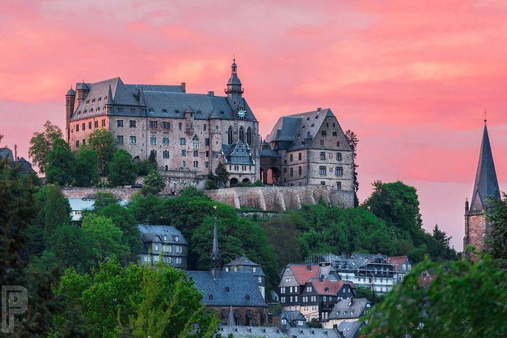 Marburger Schloss Marburg (Hessen)