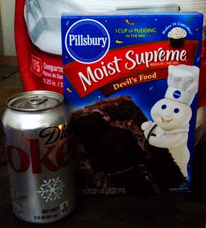 Weight Watchers Chocolate Cake Recipe With Diet Coke