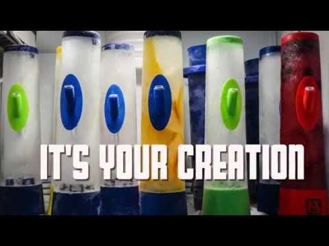 Eyce Molds - Innovative Ice Bong Mold - YouTube