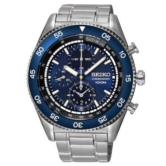 รีวิว สินค้า SEIKO Sport นาฬิกาข้อมือผู้ชาย Chronograph สีเงิน/สีน้ำเงิน สายสแตนเลส รุ่น SNDG55P1 ☏ โปรโมชั่นลดราคา SEIKO Sport นาฬิกาข้อมือผู้ชาย Chronograph สีเงิน/สีน้ำเงิน สายสแตนเลส รุ่น SNDG55P1 ส่วนลด   codeSEIKO Sport นาฬิกาข้อมือผู้ชาย Chronograph สีเงิน/สีน้ำเงิน สายสแตนเลส รุ่น SNDG55P1  แหล่งแนะนำ : http://shop.pt4.info/mNTHC    คุณกำลังต้องการ SEIKO Sport นาฬิกาข้อมือผู้ชาย Chronograph สีเงิน/สีน้ำเงิน สายสแตนเลส รุ่น SNDG55P1 เพื่อช่วยแก้ไขปัญหา อยูใช่หรือไม่…