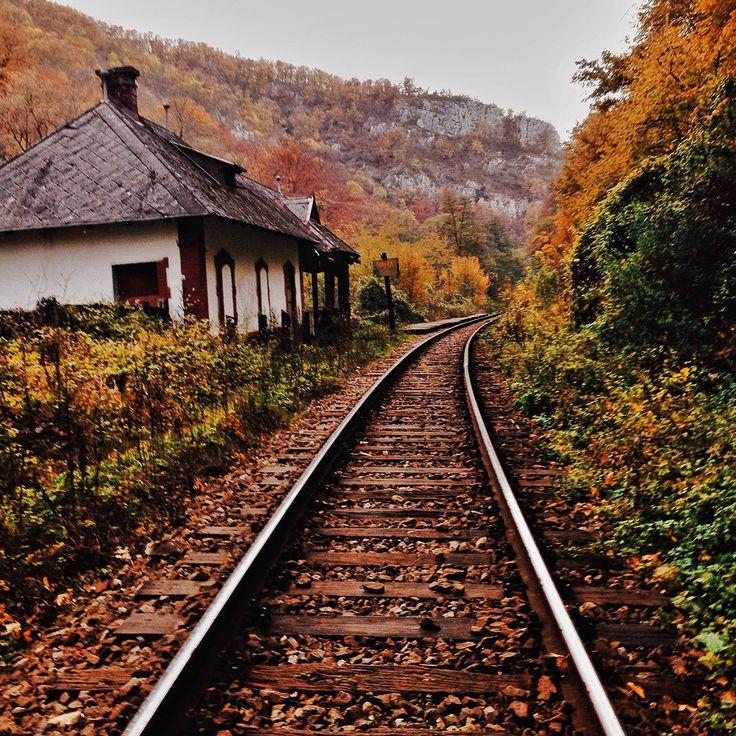 Gara Vadu Crișului | Bihor in imagini